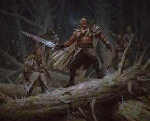 Tovolar, Dire Overlord Art by Chris Rahn
