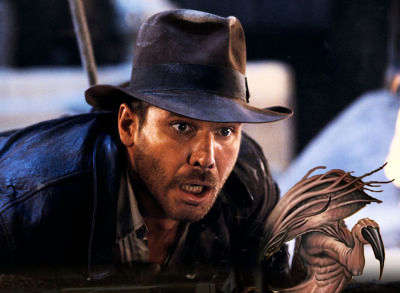 Indiana Jones Slivers