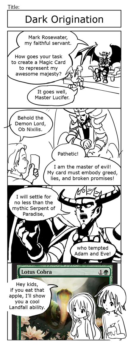 Lotus Cobra is Evil - 01
