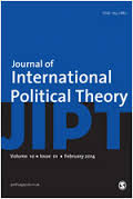 """""""Neo-Grotian Predicaments: On Larry May's Theory of International Criminal Law.""""Journal of International Political Theory 10, no. 3 (2014): 345–60."""