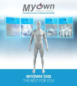PROLOGO MyOwn zadelmeting fitting system