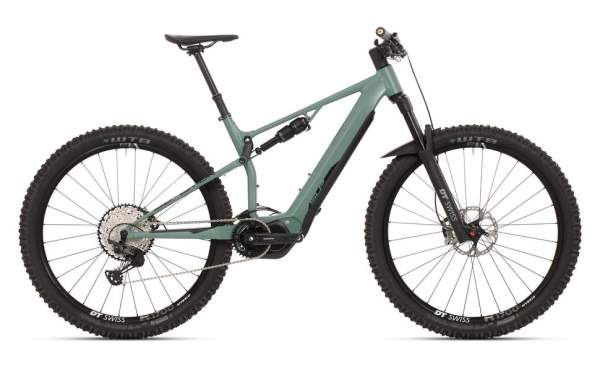 eXF 9049 – Superior e-MTB Full-supension