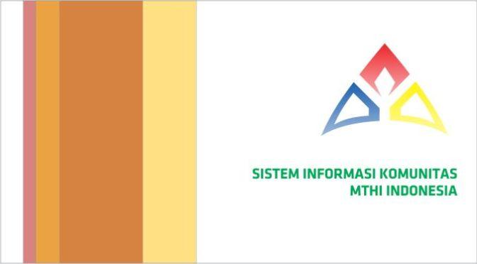 Sistem Informasi Komunitas