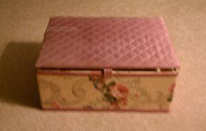 Sewing Doll's box