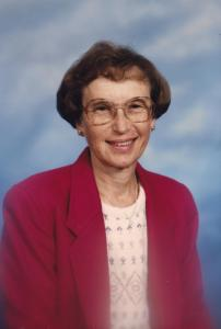 My mother, Mary Claudson, rest in peace
