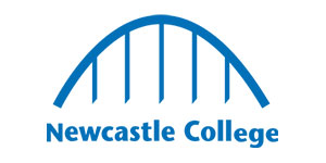 image of the Newcastle college logo for MTI's clients