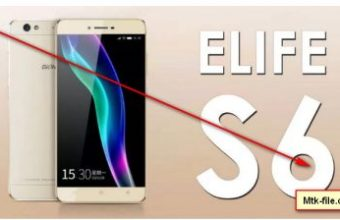 Gionee Elife S6 5.1 Lollipop Update Firmware Flash File