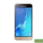 Samsung J3 J3109