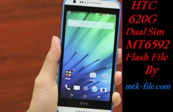 HTC 620G Flash File (Dual Sim) MT6592 100% Tested Free Download
