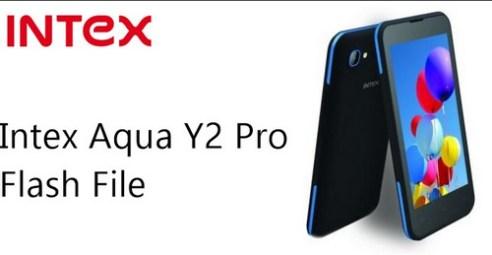 Intex Aqua Y2 Pro Flash File
