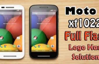Moto E XT1022 Firmware & Flash Tool Download Link