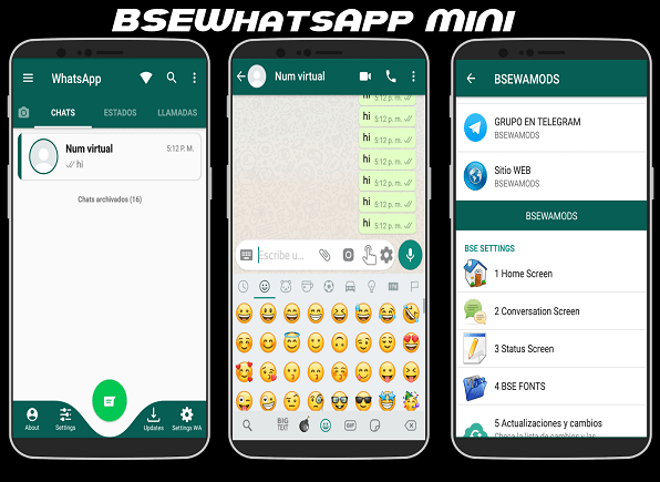 BSEWhatsApp APK Latest version Download