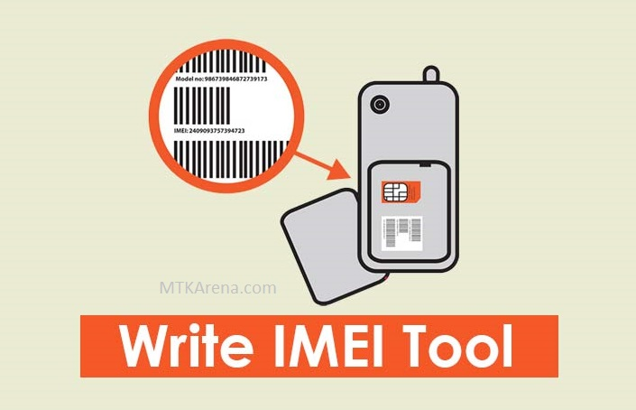 Qualcomm Smartphone Write IMEI Tool