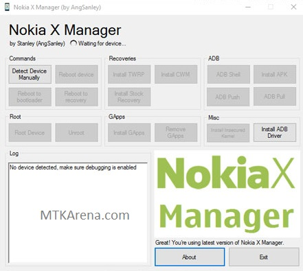 Nokia X Manager Download Latest Version