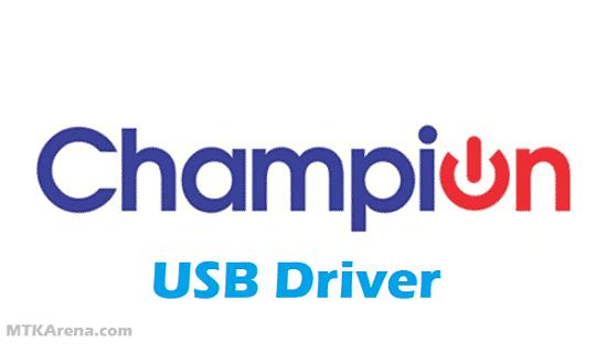 Champion USB Drivers