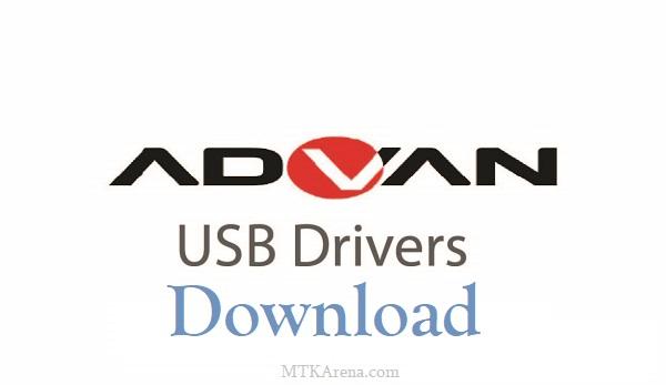 advan usb drivers