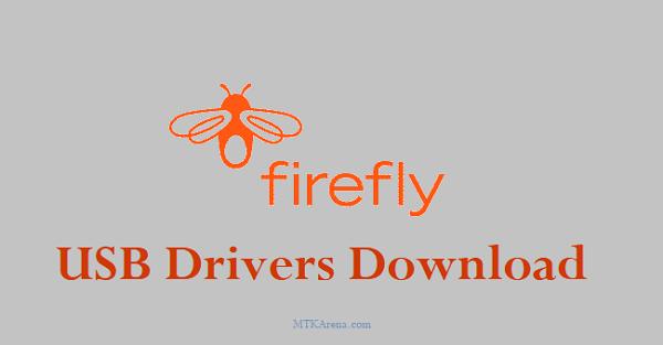 Firefly USB Drivers