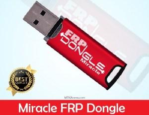 Miracle FRP Dongle Tool Setup