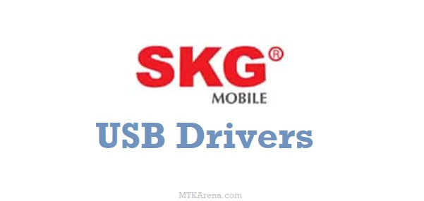 SKG USB Drivers