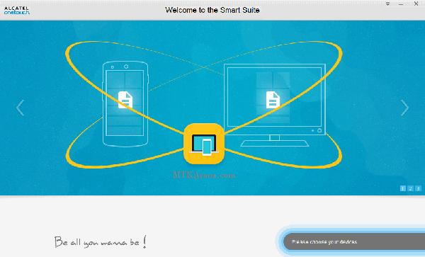 Alcatel PC Suite Smart Suite Free Download for Windows