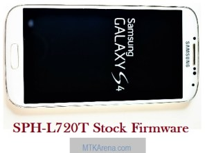 Download (Official) Samsung Galaxy S4 LTE SPH-L720T Stock Firmware