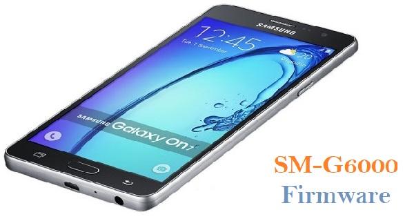 Samsung Galaxy On7 SM-G6000 Firmware