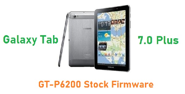 GT-P6200 Stock Firmware