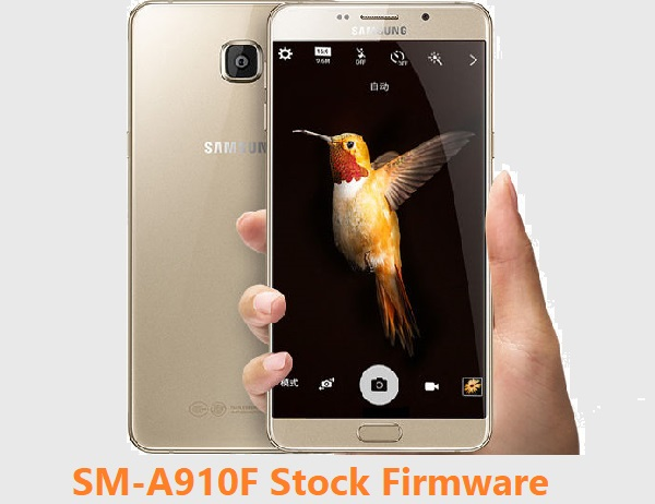 Download Samsung Galaxy A9 Pro SM-A910F Stock Firmware