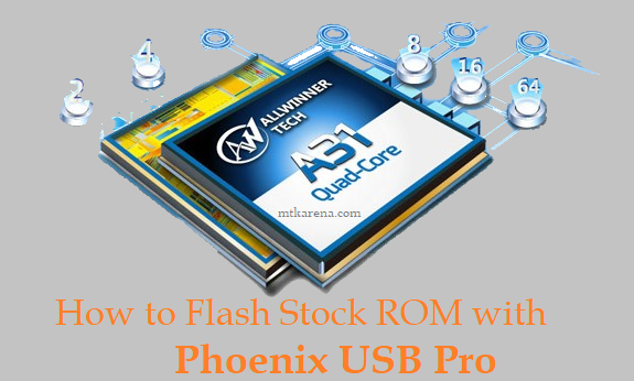 How to Flash Stock ROM with Phoenix USB Pro (Tutorial)