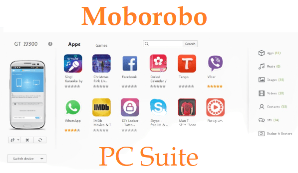 Moborobo PC Suite Free Download