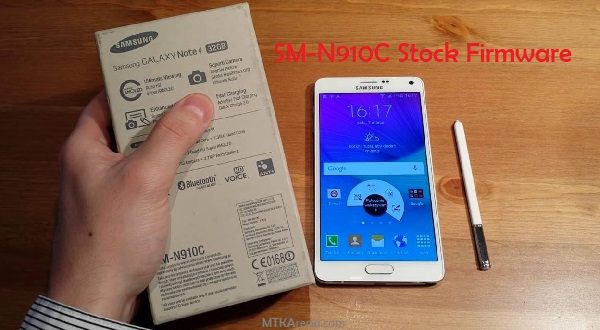 Samsung Galaxy Note 4 SM-N910C Stock Firmware Download