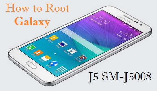 How to Root Samsung Galaxy J5 SM-J5008 Using Odin