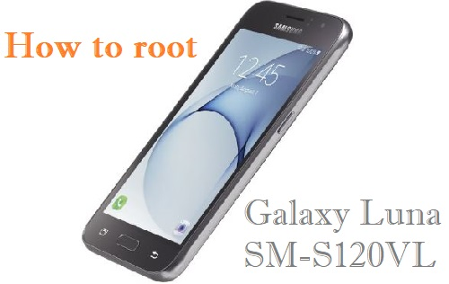 How to root Samsung Galaxy Luna SM-S120VL Using Odin