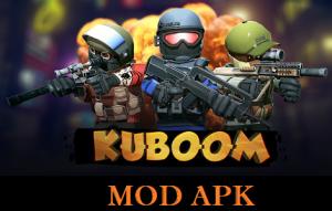 Download KUBOOM Mod Apk latest Unlimited Money
