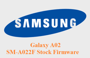 Samsung Galaxy A02 SM-A022F Stock Firmware Download
