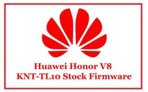 Huawei Honor V8 KNT-TL10 Stock Firmware