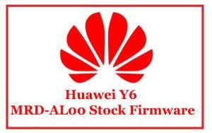 Huawei Y6 MRD-AL00 Stock Firmware