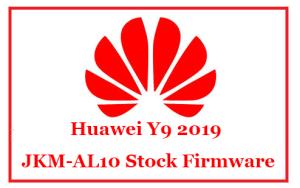 Huawei Y9 2019 JKM-AL10 Stock Firmware