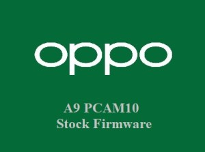 Oppo A9 PCAM10 Stock Firmware Download