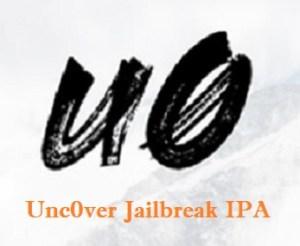 Unc0ver Jailbreak IPA Download for iOS