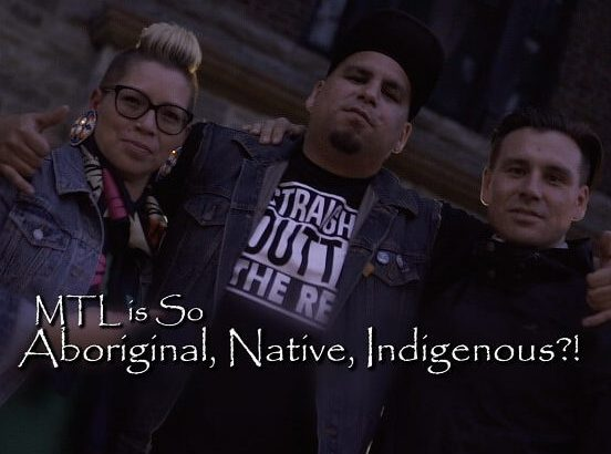 Indigenous Montreal