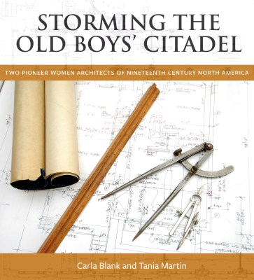 Storming the Old Boys' Citadel, by Carla Blank and Tania Martin