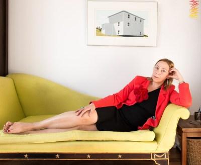Susan Gillis, by Terence Byrnes