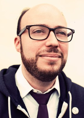 Sean Michaels, by John Londono