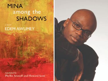 Mina Among the Shadows - Edem Awumey
