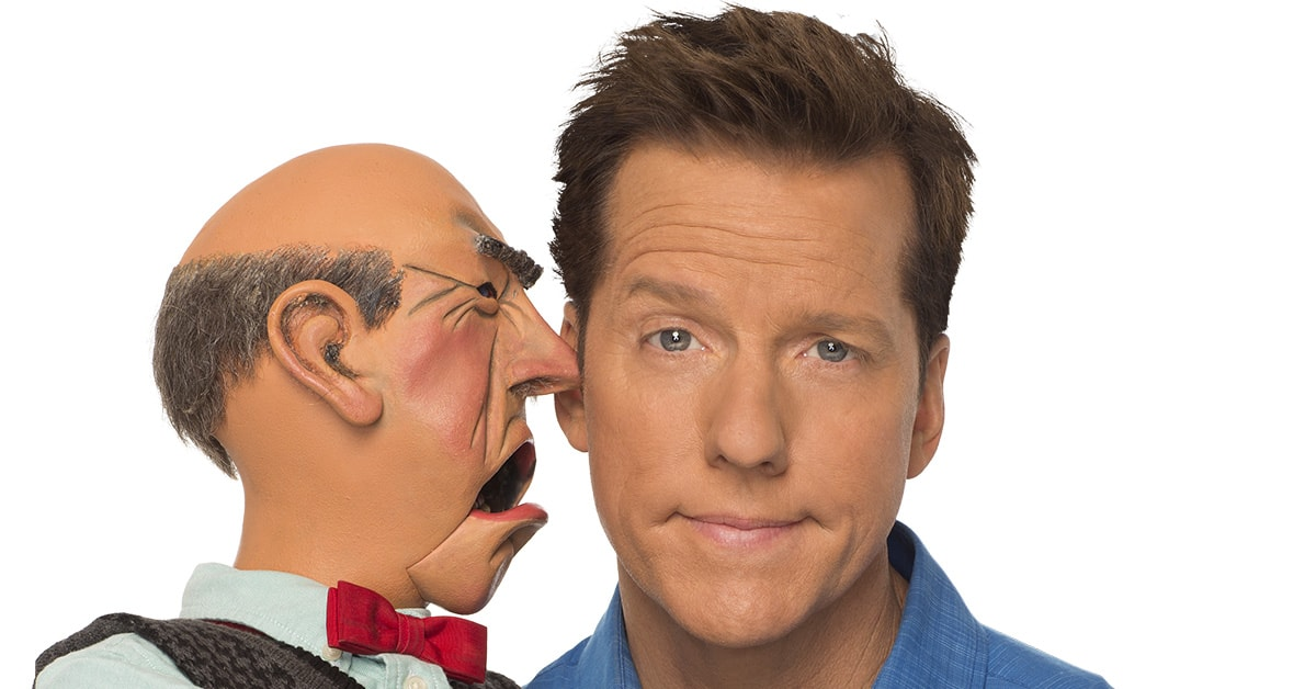 Jeff Dunham exclusive interview