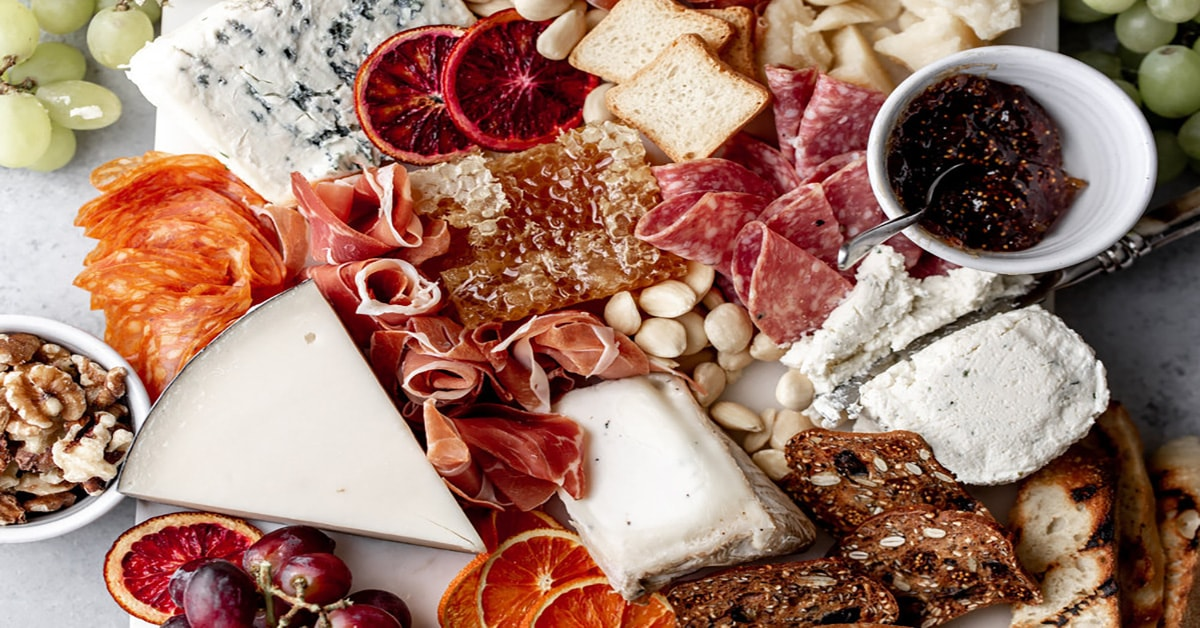 How to building the best charcuterie board