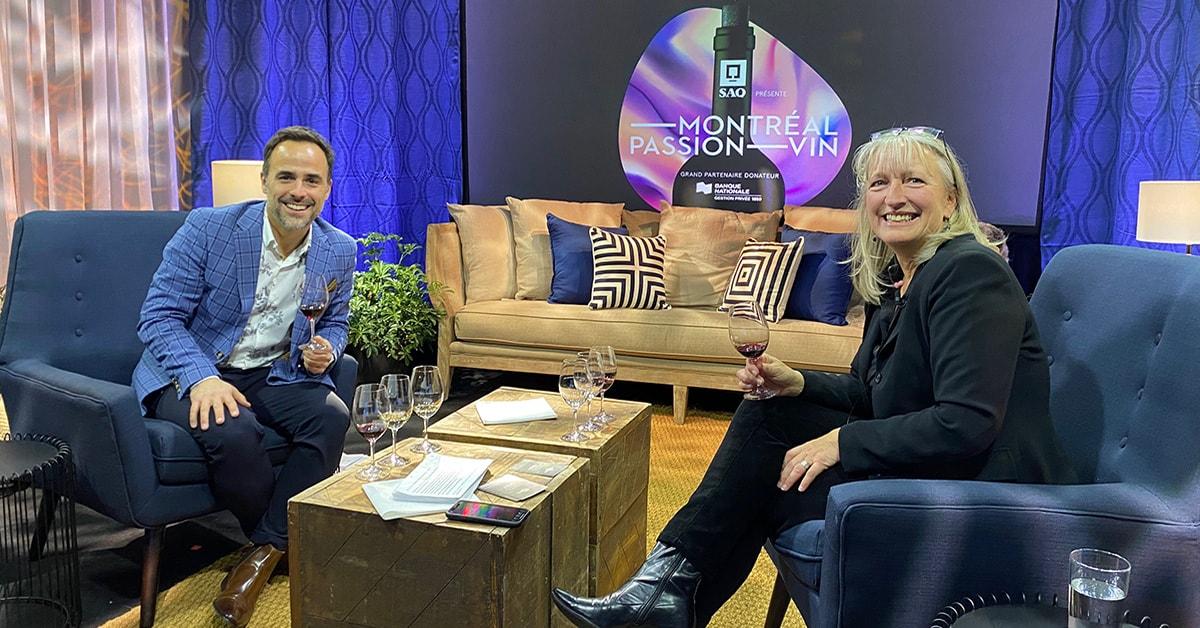Montréal Passion Vin went virtual for its 19th edition raising money for Hôpital maisonneuve-Rosemont