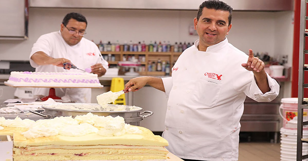 The Cake Boss opening in Canada