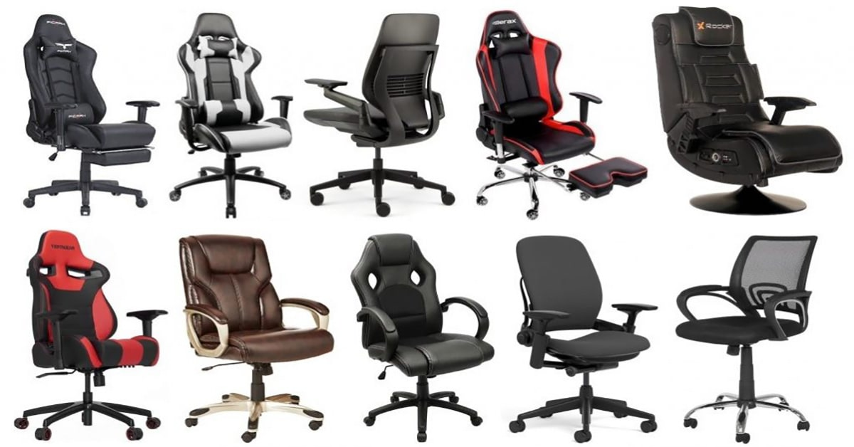 Why a good gaming chair can make all the difference